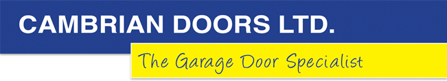 cambrian doors,  garage doors in Wrexham