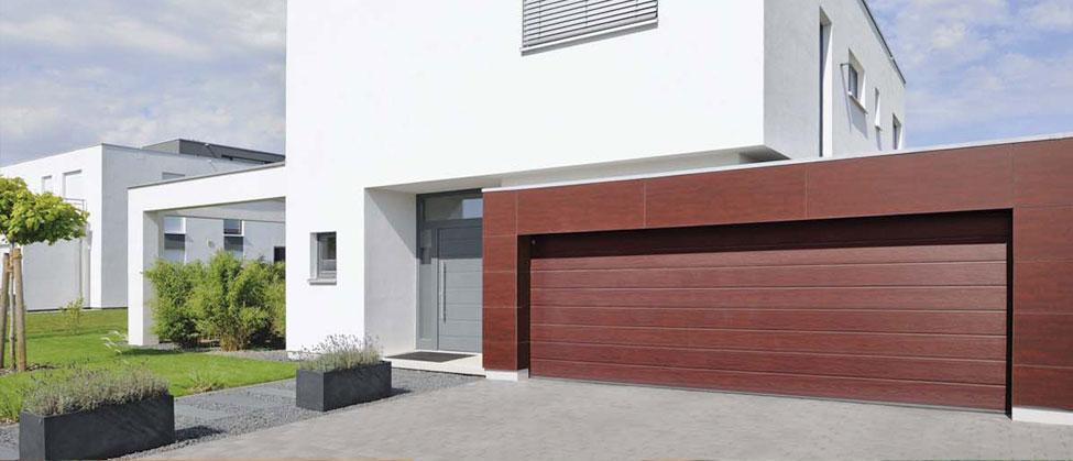 Garage doors installation in Flinsthire,  hormann garage doors in north west