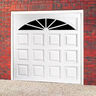 President Up And Over Garage Doors Wessex Garage Doors In