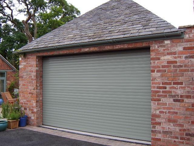 Classic Roller Garage Doors Garage Doors Installation In Flinsthire