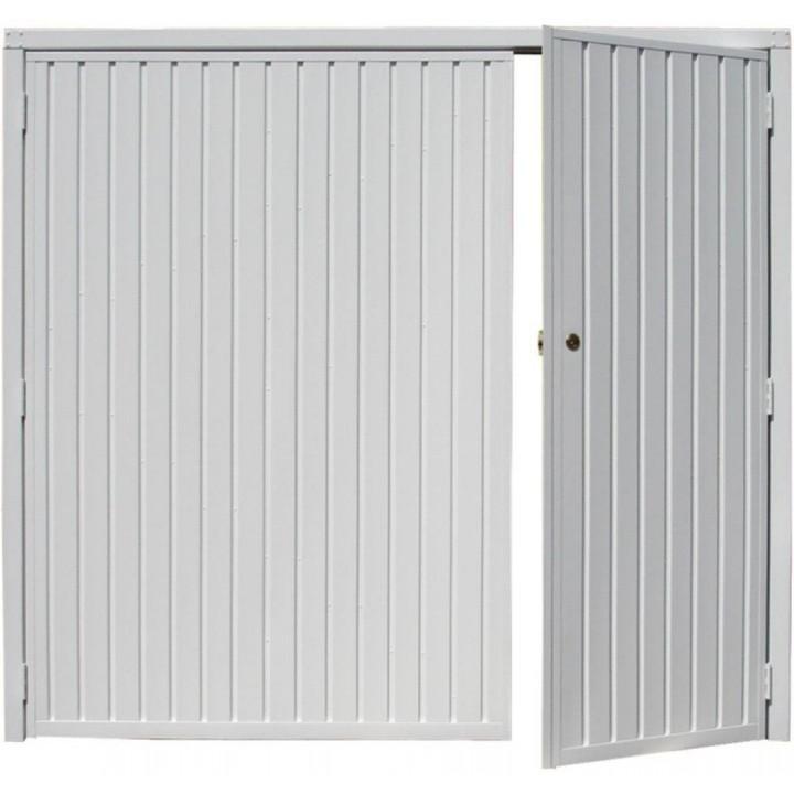 Rivington Side Hinged Garage Doors Cardale Garage Doors