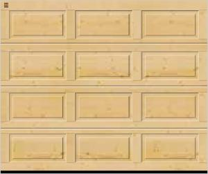 Panelled Nordic Pine