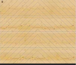 Style 401 Nordic Pine