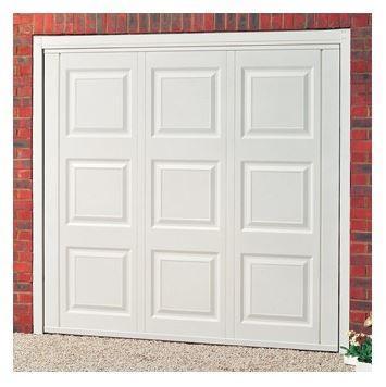 Cardale Georgian Up And Over Garage Doors Garage Doors In Cheshire