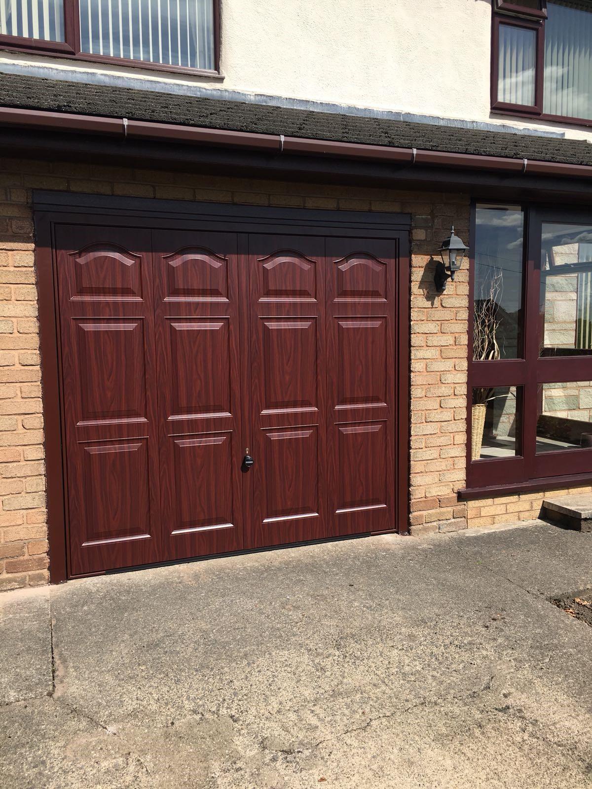 Marquess Up And Over Garage Doors Cambrian Doors Garage Door