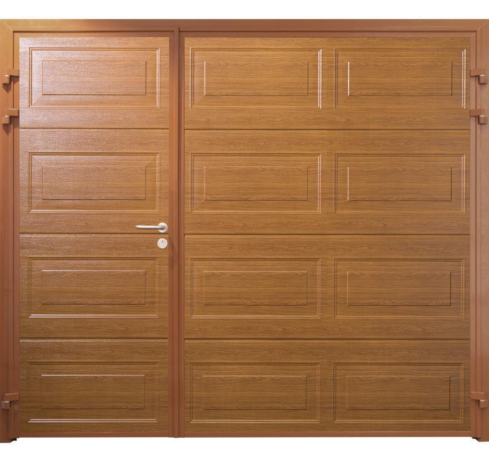 Georgian Horizontal Side Hinged Garage Doors Garage Doors